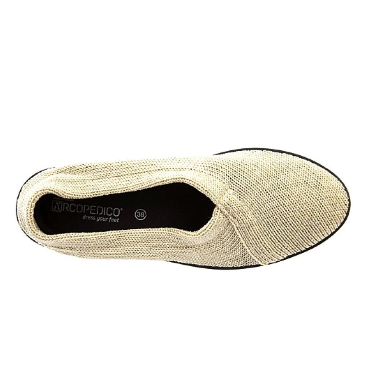 Arcopedico Mailu Sport- 04 Beige Shoes Arcopedico