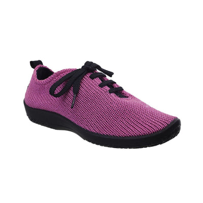 Arcopedico, LS, Shoes, Knitted Nylon, Fuscia Shoes Arcopedico