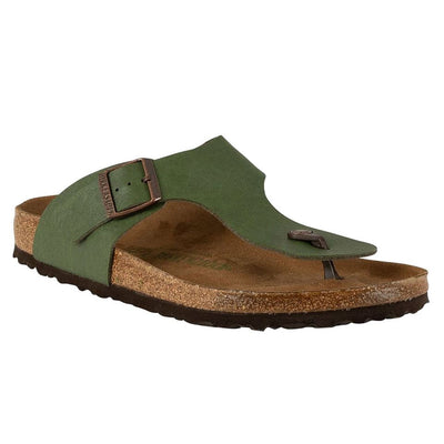 Birkenstock Vegan, Ramses, Birko-Flor, Regular Fit, Green Sandals Birkenstock Vegan Green 41