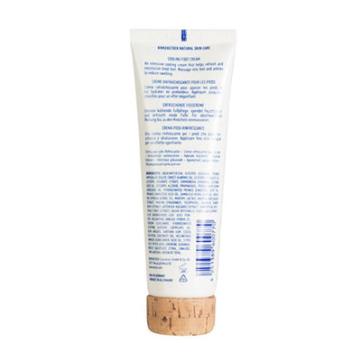 Birkenstock Natural Skin Care, Cooling Foot Cream 75ml Skin Care Products Birkenstock Natural Skin Care