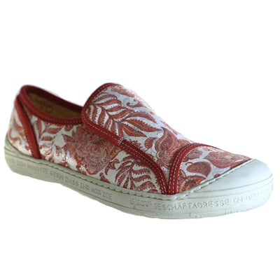 Eject, EJS18-10, Shoe, Leather, Red Print Shoes Eject Red Print 37