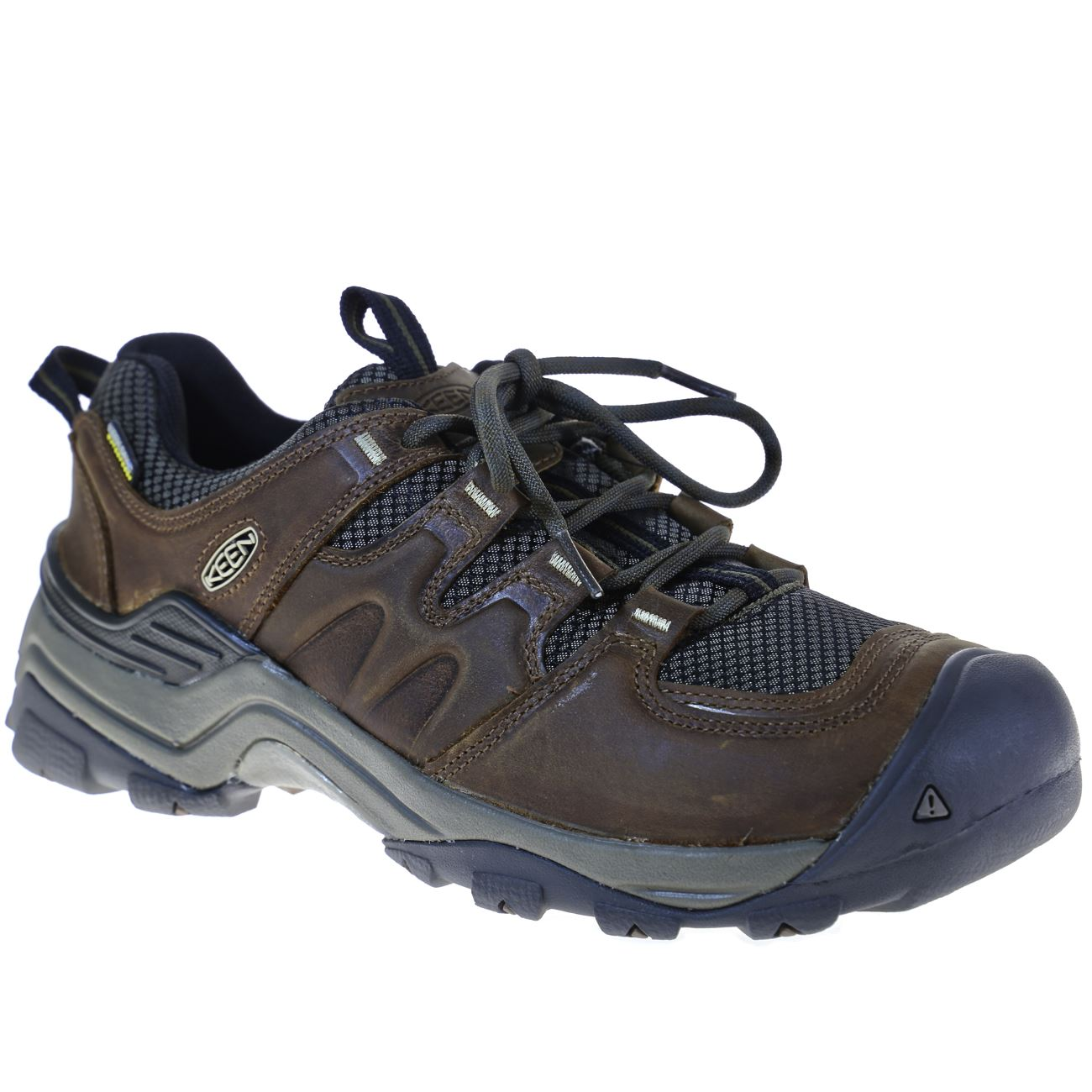 KEEN, Gypsum II WP Mens, Grand Canyon Dark Earth Hiking Shoes Keen