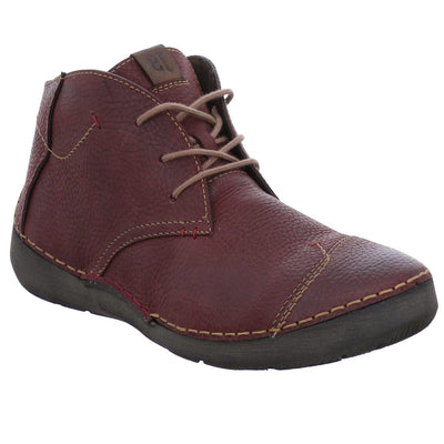 Josef Seibel, Fergey 18, Leather, Boot, Ladies, Bordo