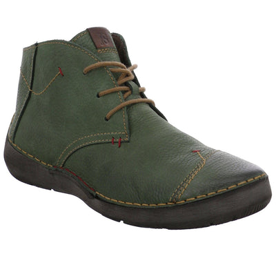 Josef Seibel, Fergey 18, Leather, Boot, Ladies, Green