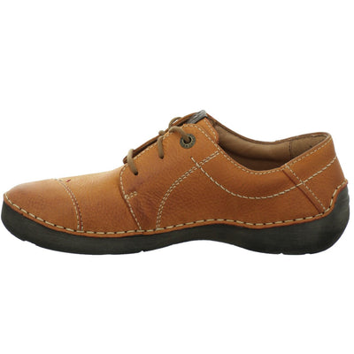Josef Seibel, Fergey 20, Leather, Shoe, Orange