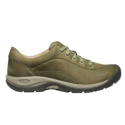 Keen, Presidio II, Womens, Olive Drab Mulch Shoes Keen