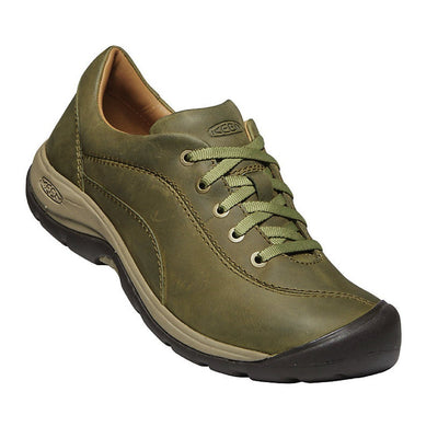 Keen, Presidio II, Womens, Olive Drab Mulch Shoes Keen Olive Drab Mulch 10