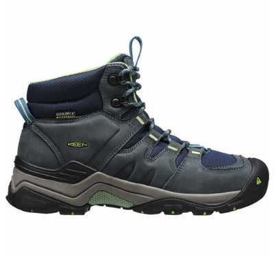 Gypsum II Mid, WP, Womens, Midnight Navy Opal Hiking Boots Keen