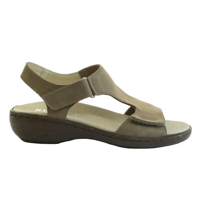 Klouds, Adele Stretch, Sandal, Leather, Stone Sandals Klouds