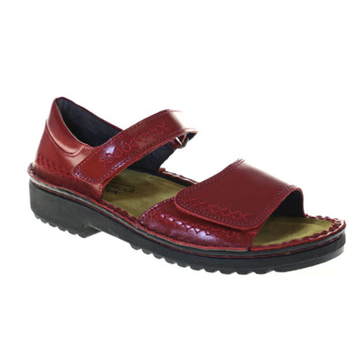 Naot, Norel, Leather, Poppy Sandals Naot Poppy 35