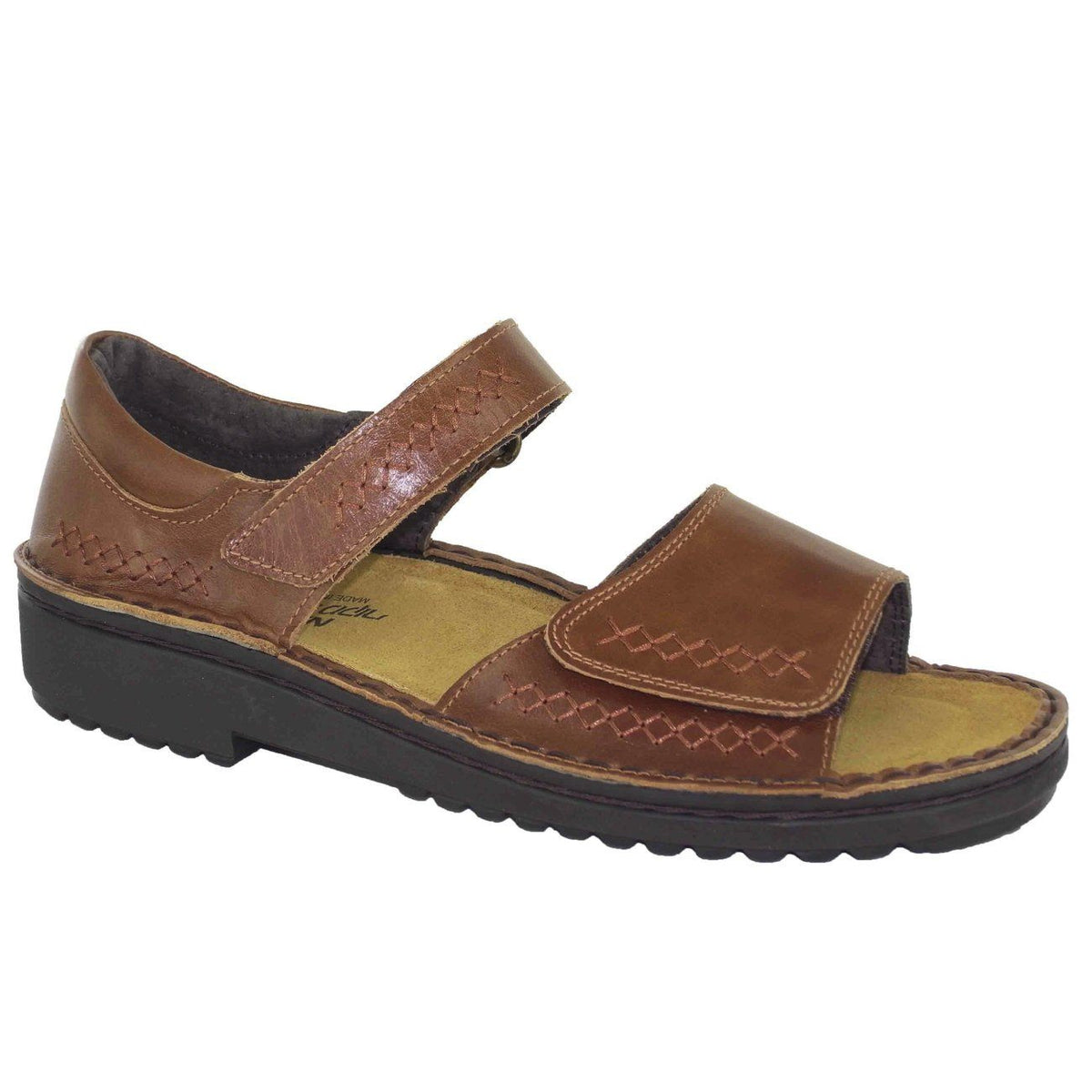 Naot, Norel, Leather, Maple Sandals Naot Maple 36
