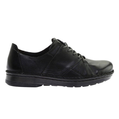 Naot, Segovia, Leather, Shoes, Black Combo Shoes Naot