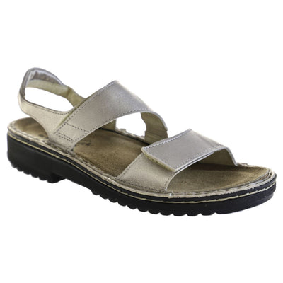 Naot, Enid, Leather, Medium Fit, Stardust Sandals Naot Stardust 38