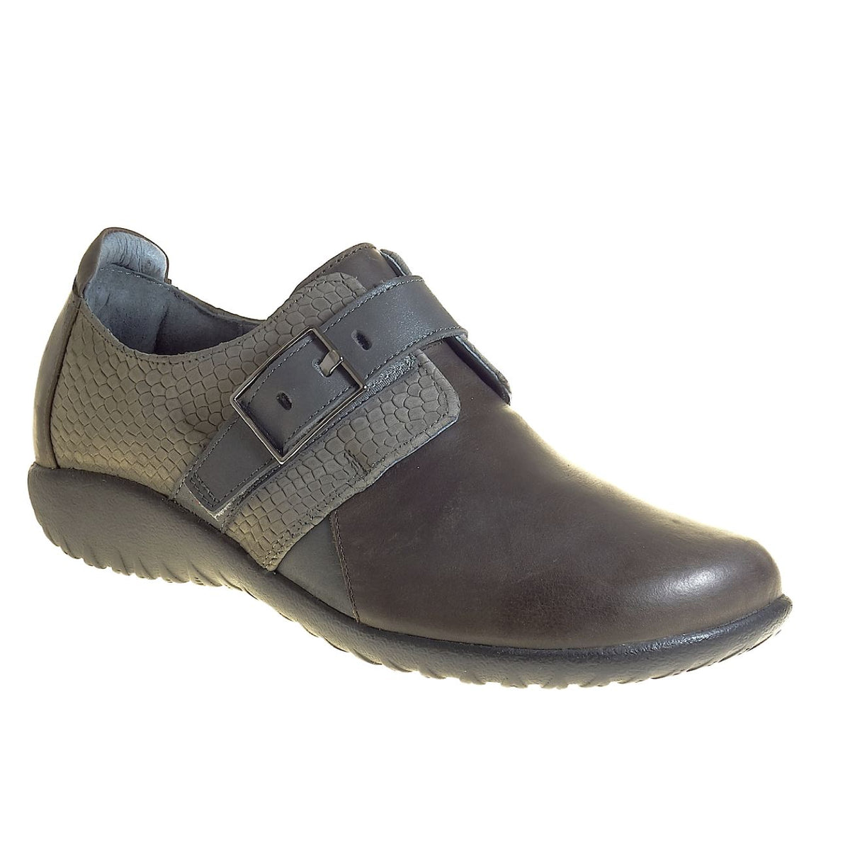 NAOT, Tane, Shoes, Leather, Brown Haze Combo Shoes Naot Brown Haze Combo 36