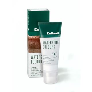 Collonil, Waterstop Colours, Cream / Tube / Sponge Applicator, Beige, 75ml Shoe Care Products Collonil Shoe care