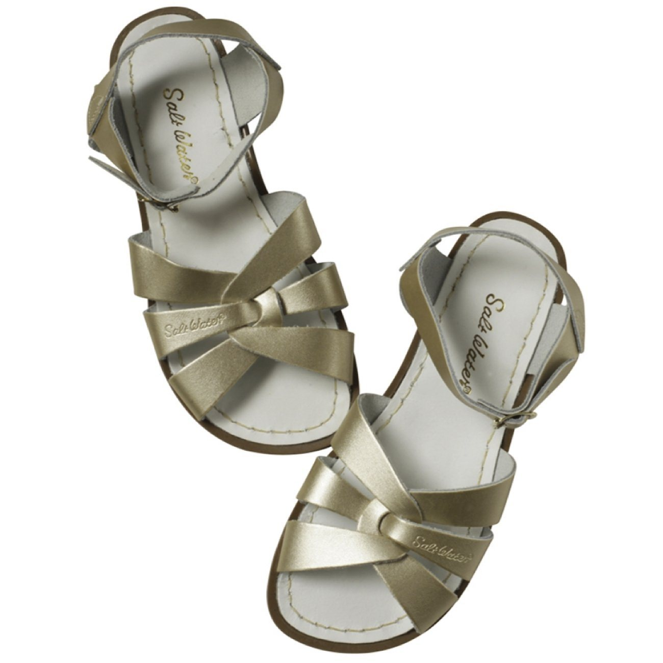 Salt Water Sandals, Original, Adults, Gold Sandals Salt Water Sandals Gold Adult 5 / Aus Womens 7