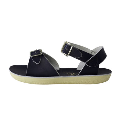 Salt Water Sandals, Sun-San Surfer, Youth, Navy Sandals Salt Water Sandals