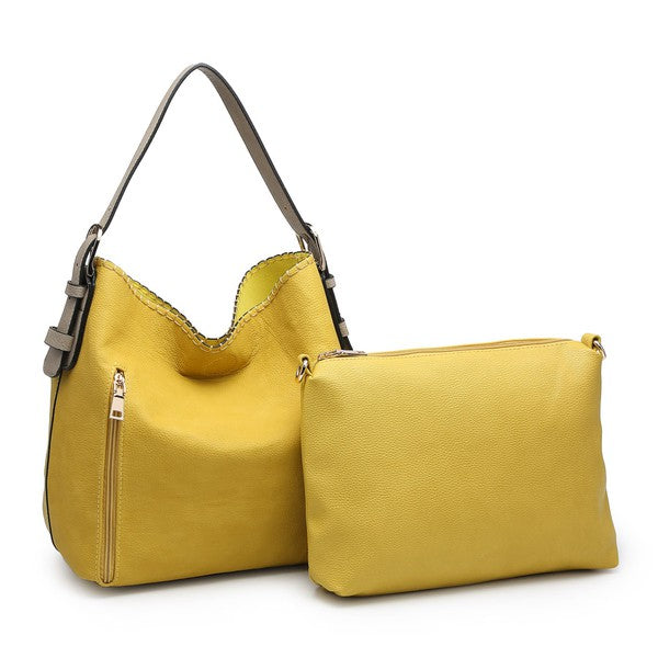 Conceal & Carry-The Lemon Alexa Hobo