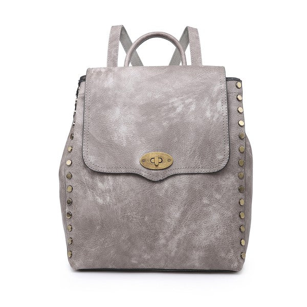 The Lennex Backpack-gray