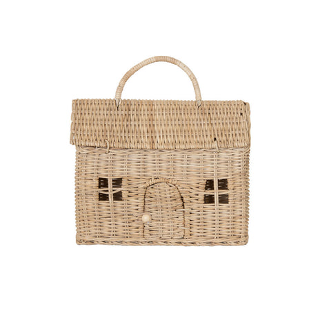 Casa clutch - straw - Monkeynmoo