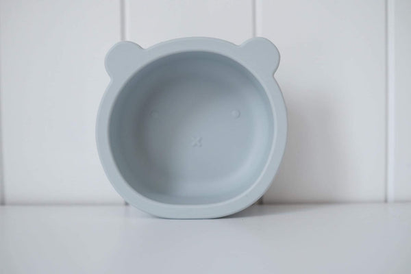 Bear bowl silicon