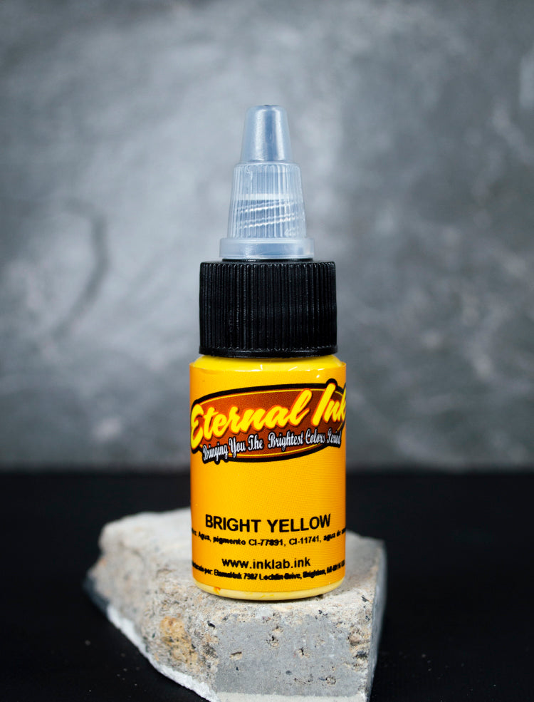 Tinta Eternal Ink Bright Yellow