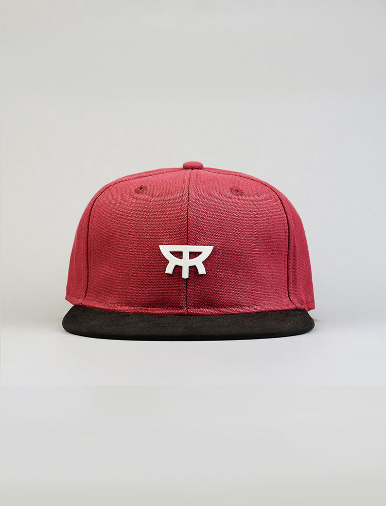 Snapback Radiant Dark Red