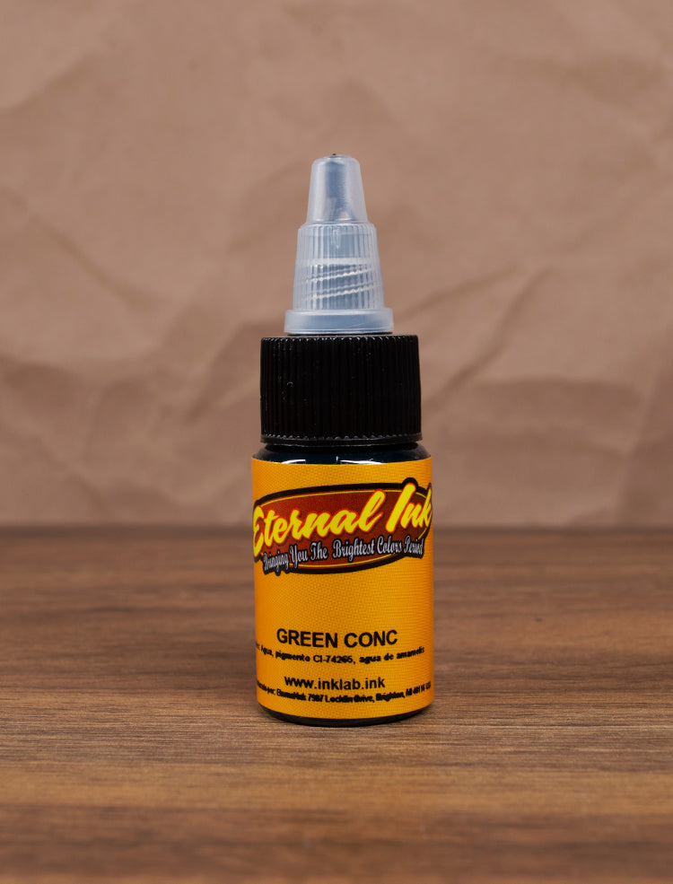 Tinta Eternal Ink Green Concentrate
