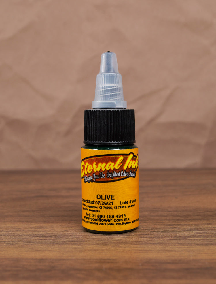 Tinta Eternal Ink Olive