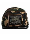 Eagle Machines Snapback Camo