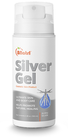 Extra Strength Silver Gel 35 PPM - 100ML