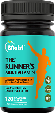 The Runner's Multivitamin  2 month supply - 120 Capsules
