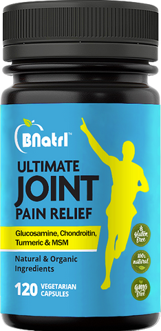 Ultimate Joint Relief - 120 Capsules