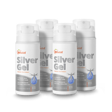 30ppm Extra Strength Alkaline Silver Gel - 3.38 Oz (100 ml)