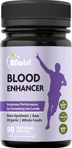 Blood Enhancer - 90 Capsules