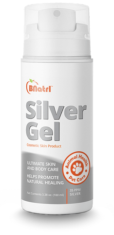 Extra Strength Silver Gel 35 PPM - 100ML (For Pets)