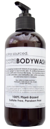 Exhilarating Eucalyptus Bodywash