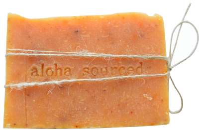 Zesty Ginger Bamboo Soap