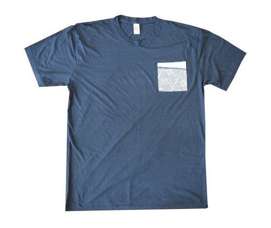 Bamboo Pocket T-shirt - Aloha Essentials