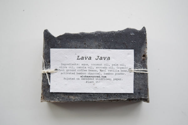 Lava Java soap ingredients