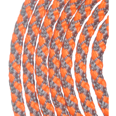 Paracord - Textured Posi-Lock™ - Reflective Orange