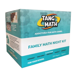 Family Math Night Kit (300+ Players)