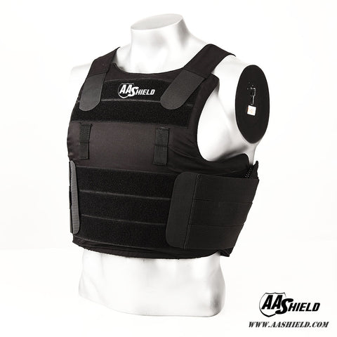 AA SHIELD® NIJ LEVEL III-A BALCS Tactical Concealable Soft Body Armor Vest