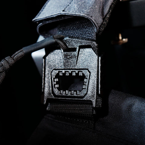 "AA SHIELD® ""锲"" WEDGE™ Fast Release System (Buckles ONLY)"