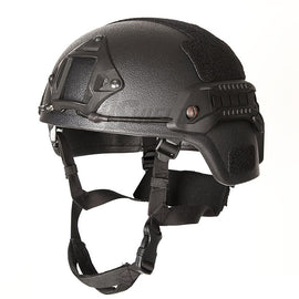 AA SHIELD® ACH MICH Ballistic Helmet Level NIJ III-A with NVG mount and Side Rail
