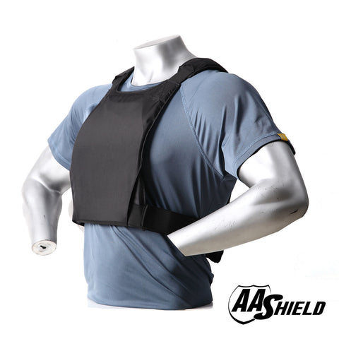 AA SHIELD® Urban Concealable Soft Body Armor Plate Holder