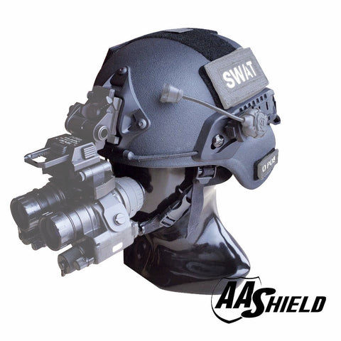 AA SHIELD® NIJ LEVEL III-A MICH 2000 Style Tactical Ballistic Helmet