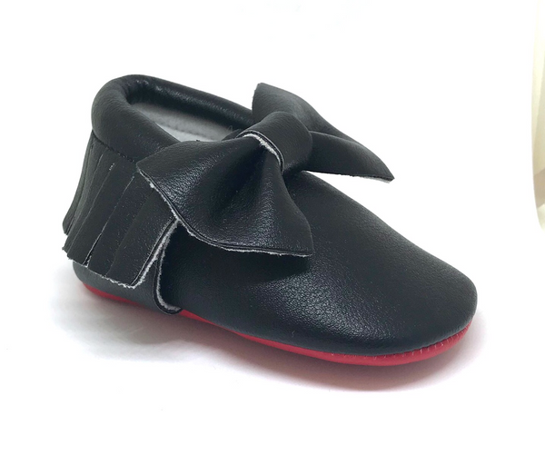 Loubooties - Black & Red