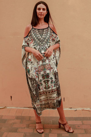 Avalon Kaftan Dress