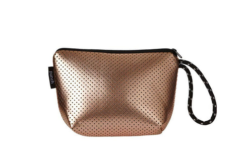 Neoprene Utility Bag - Rose Gold